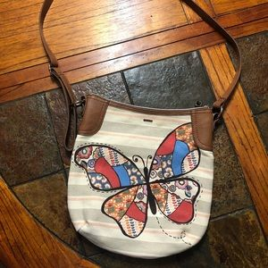 relic purse | Butterfly | Crossover